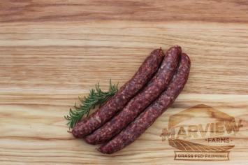 Lamb Sausage (Smoked)