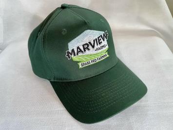 Unisex Green Hat