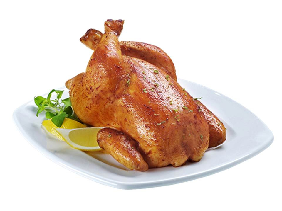Whole Chicken (Large) 4 - 5.5 lbs