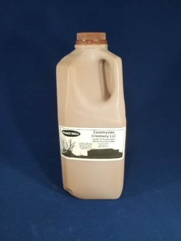 Chocolate Milk (1/2 Gal)