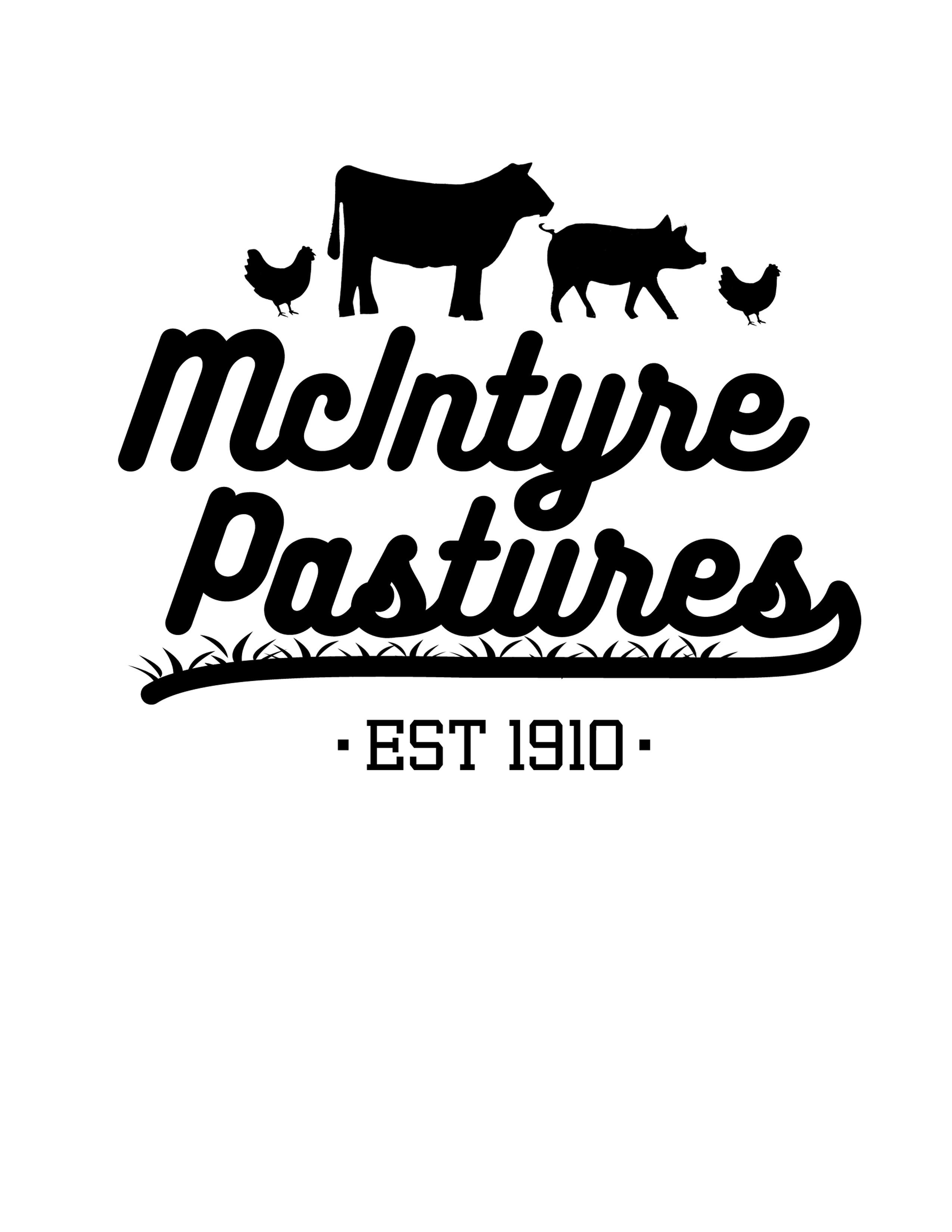 McIntyre Pastures Logo