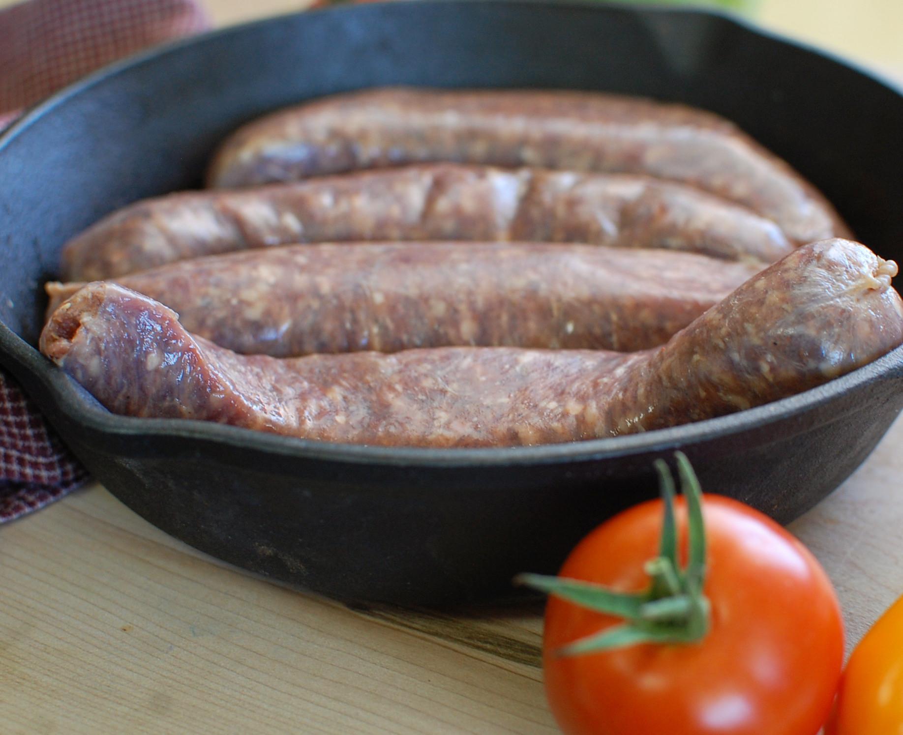 Beef Bratwurst