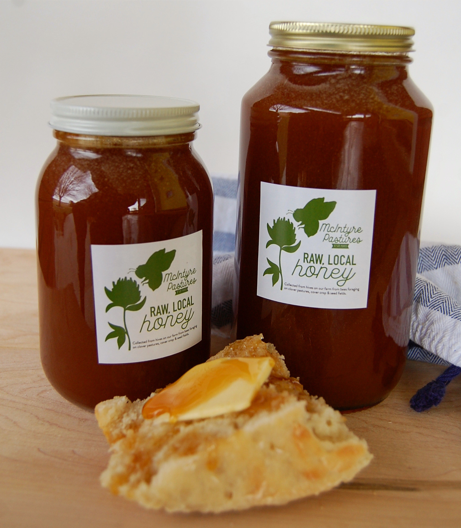 Raw Honey, 24 oz