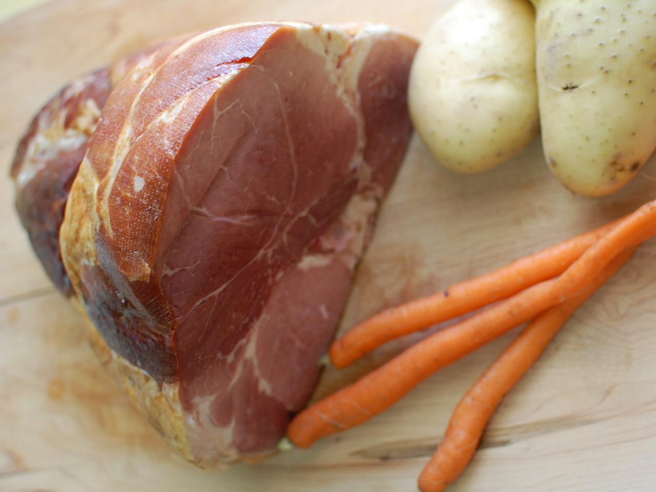 Ham (Smoked, boneless)