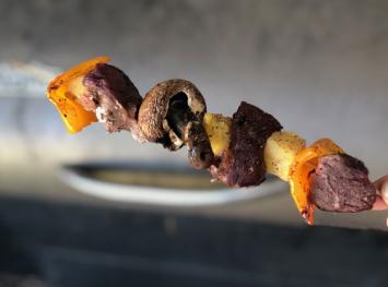 Beef Kabob Meat