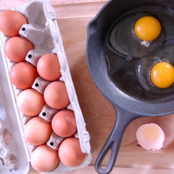 Medium Pastured Eggs