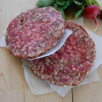 Ground Beef Patties- 1/3lber's