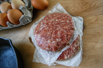 Breakfast Sausage Patties (PORK)