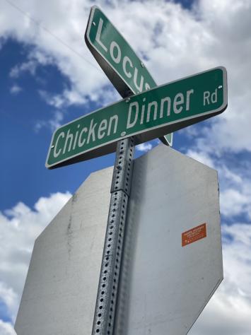 Chicken Dinner Road Subscription