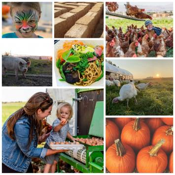 Fall Farm Day (family)