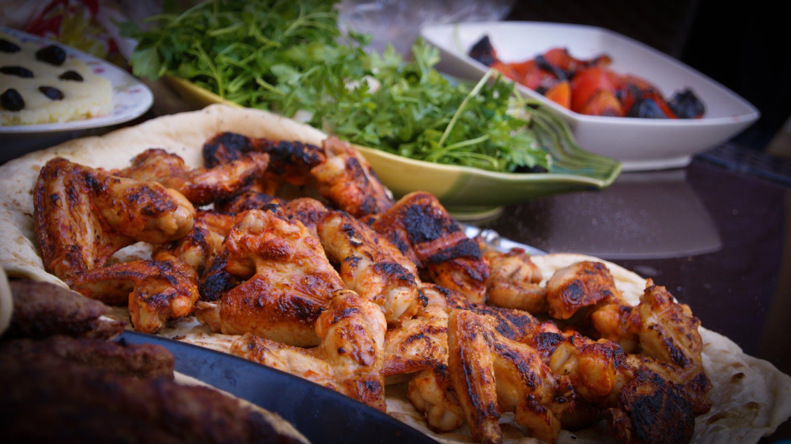 Pieced Whole Chicken