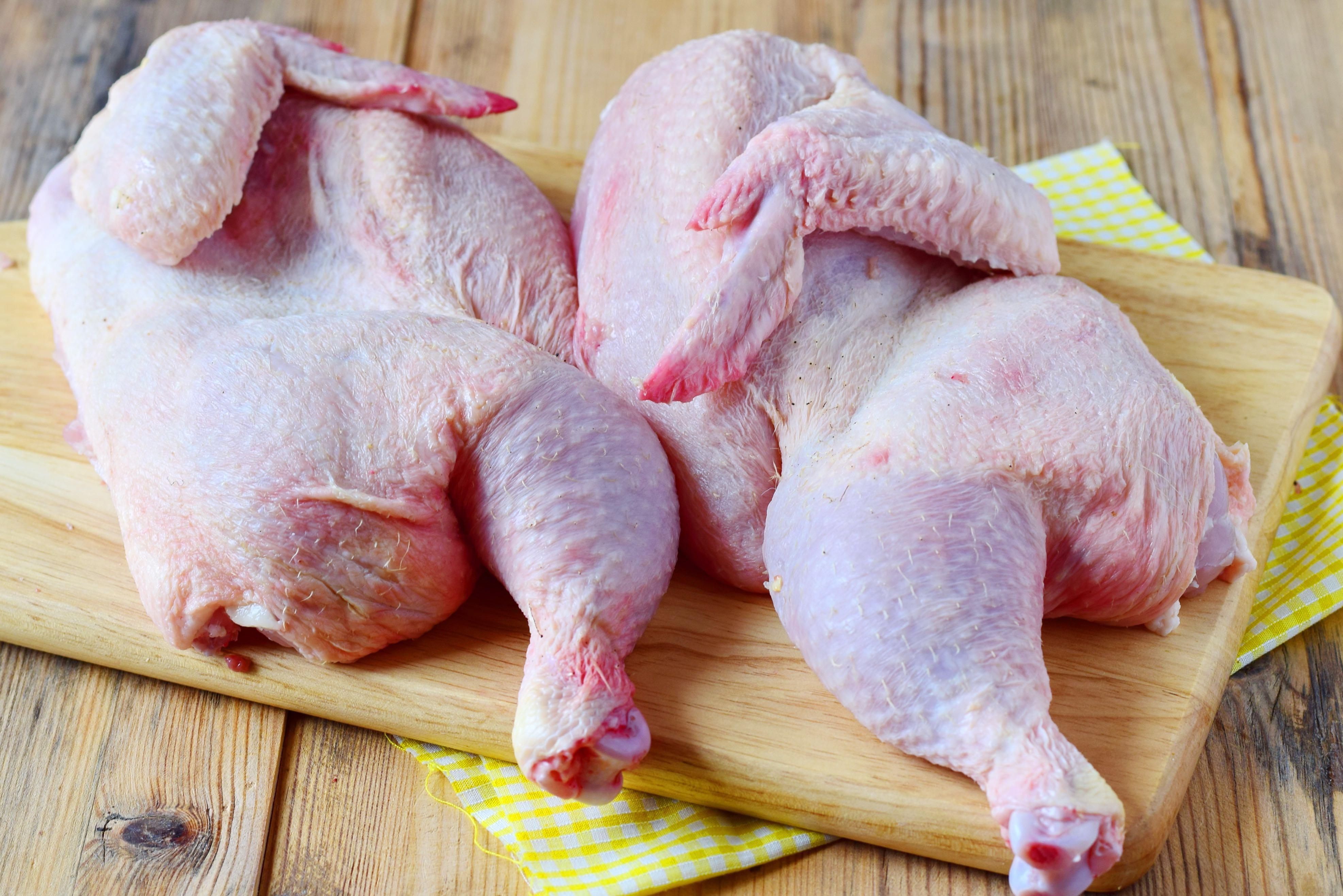 Halved Chicken - July
