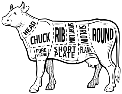 1/2 Beef - September