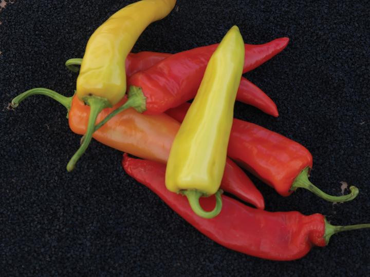 Peppers, Mixed Hot