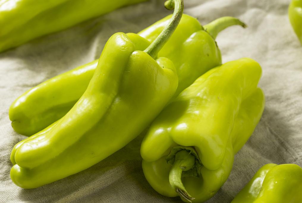 Pepper, Sweet; Aruba - Cubanelle
