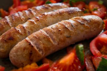 5 lb Pork Plain Sausage Box - Winter