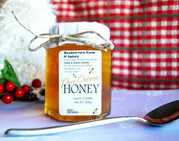 Honey - 1 kg glass jar
