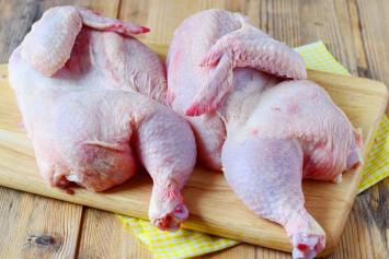 Halved Chicken - September