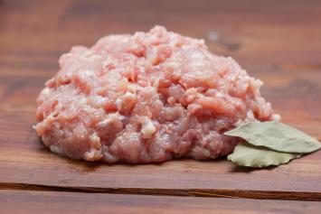 10 lb box Ground Pork - Fall