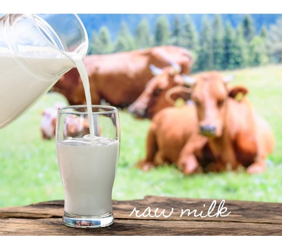 Safeguarding your Health with Raw Milk...during the Pandemic and Beyond.