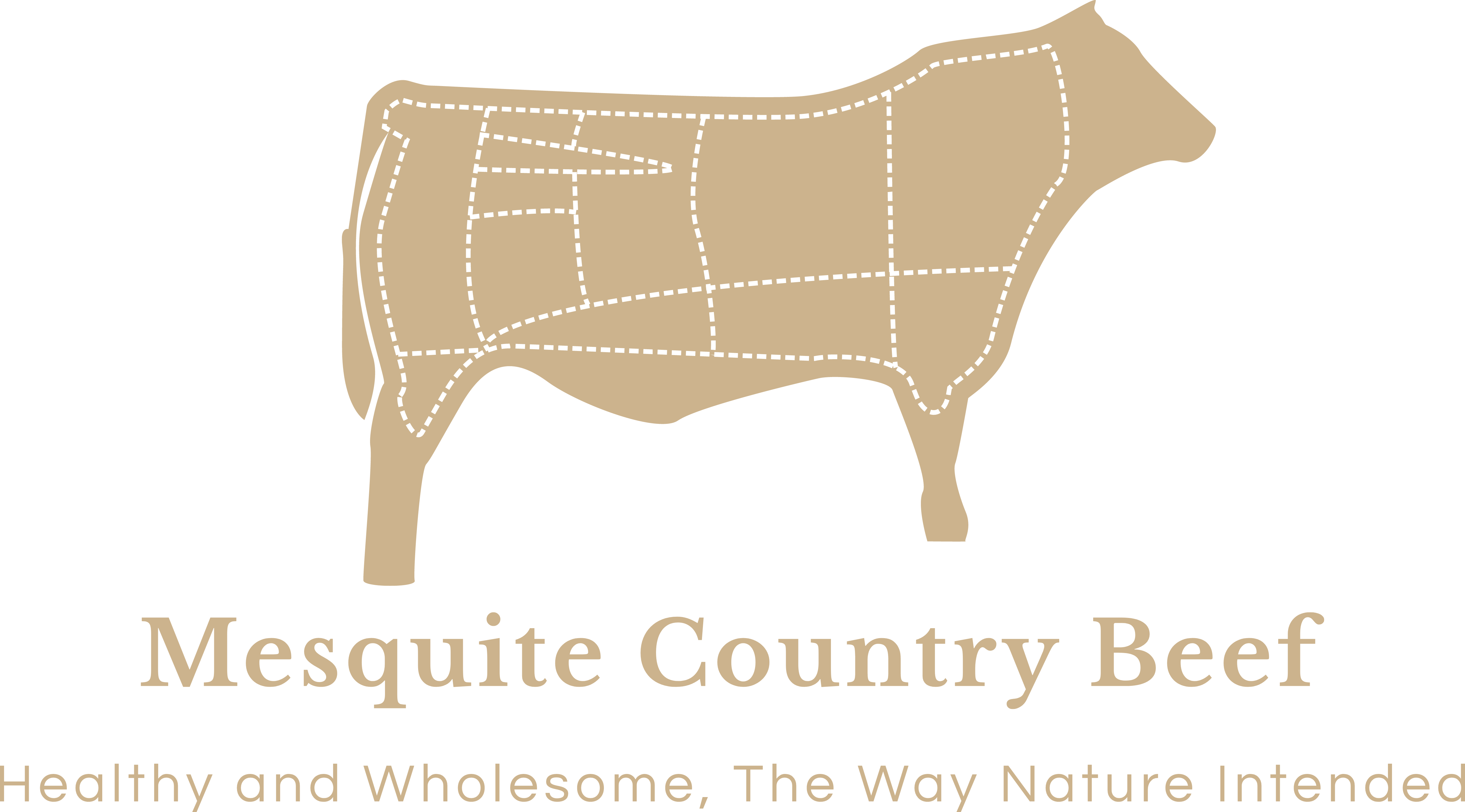 Mesquite Country Beef Logo