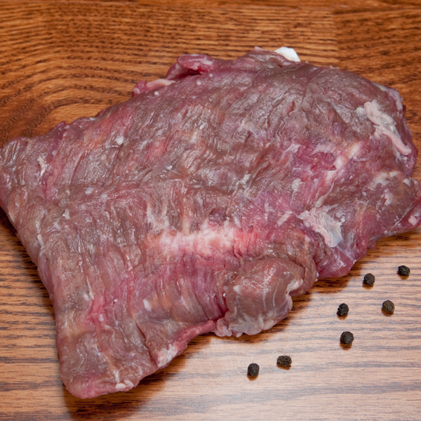 Michigan 100% Grass Fed Beef - 100% Grass-Fed Beef - Skirt Steak