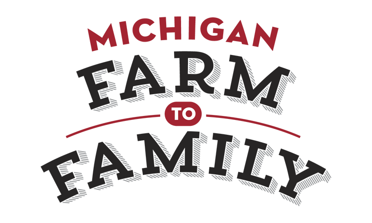 Michigan Farm to Family Logo