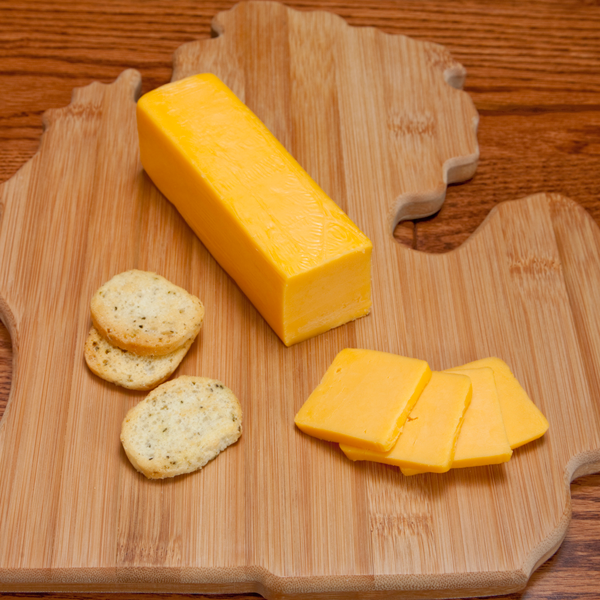 Farm Country Amish Cheese - Colby Cheese 8oz