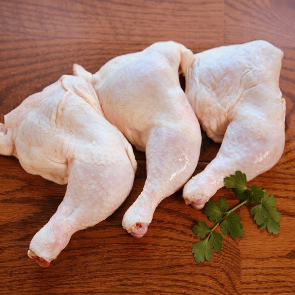 Gunthorp Farms - Bone-in/Skin-on Chicken Legs w/Thigh