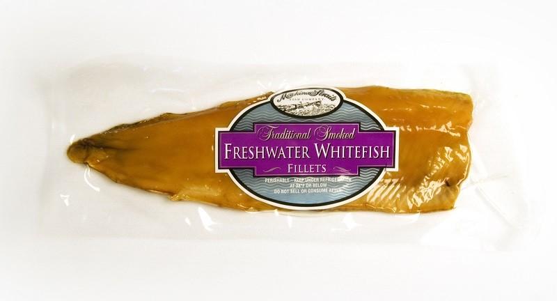 Mackinac Straits - Smoked Whitefish Fillets