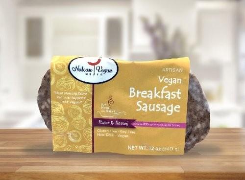 Nutcase Vegan Meats - Breakfast Sausage