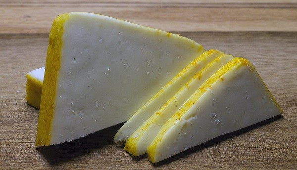 Oliver Farms - Organic Raw Milk Cheese, Muenster
