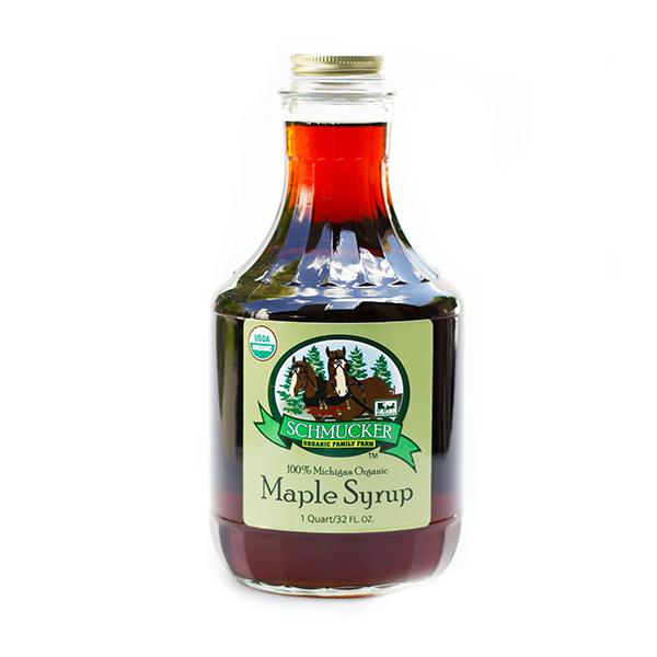 Schmuckers Maple Syrup