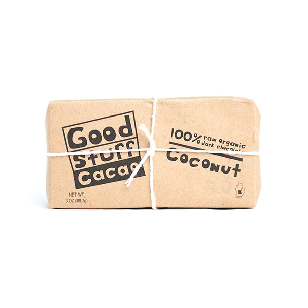 Good Stuff Cacao - Coconut