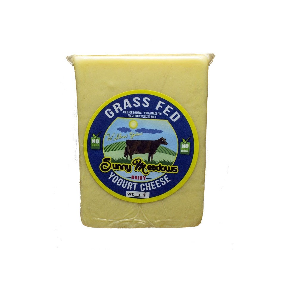 Amish Grass-fed Cheese