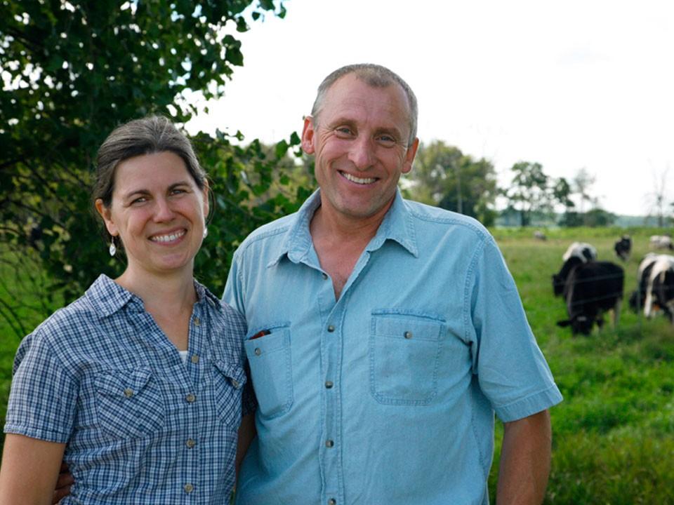 Zimba Organic Beef Steers