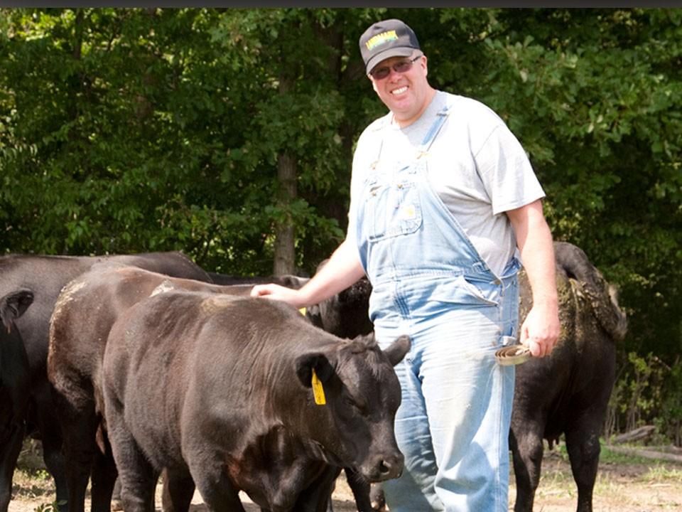 Grass-fed Pastured Beef