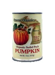Omena Organics - Pumpkin