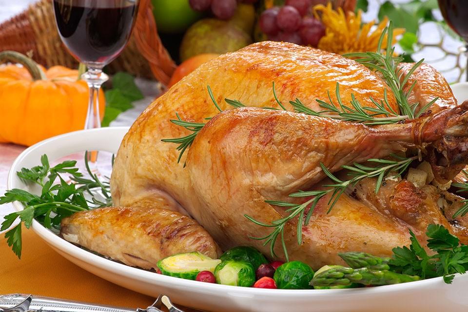 Organic & GMO-Free Fresh Turkeys