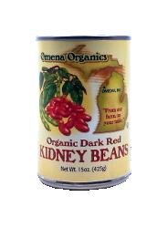 Omena Organics - Beans, Red Kidney