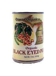 Omena Organics - Black Eyed Peas