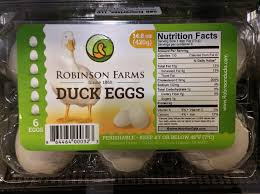 +Robinson Farms - Duck Eggs
