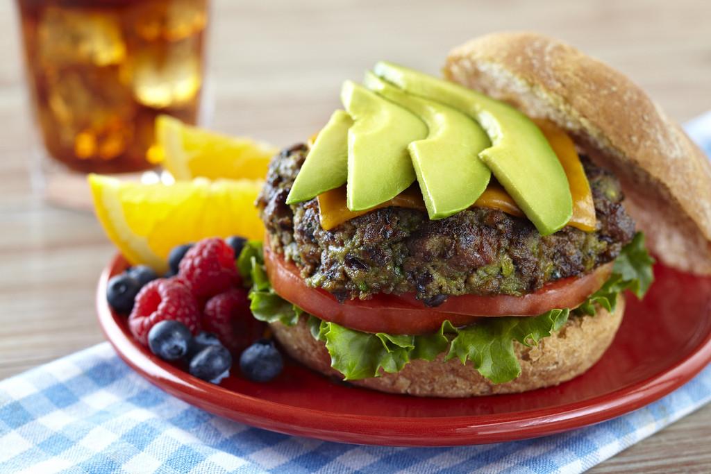 Ope's - Vegan Black Bean Burger, 10-Pack