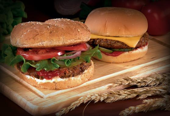 Ope's - Vegan Classic Veggie Burger, 10-Pack