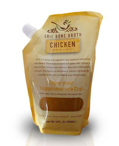 Erie Bone Broth - Chicken Broth