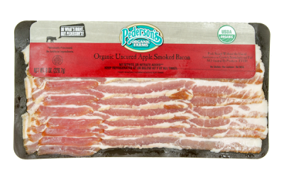 Applewood-Smoked Bacon, Organic, Uncured (Red Label)