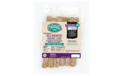 Mild Breakfast Sausage Links, No Sugar Added, Fully-Cooked