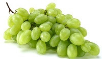 Organic Green Seedless Grapes