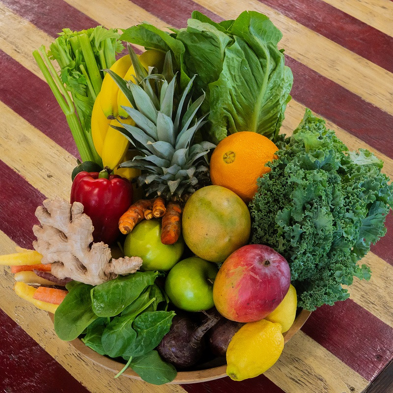 SF Organic Produce Boxes - Juice & Smoothie