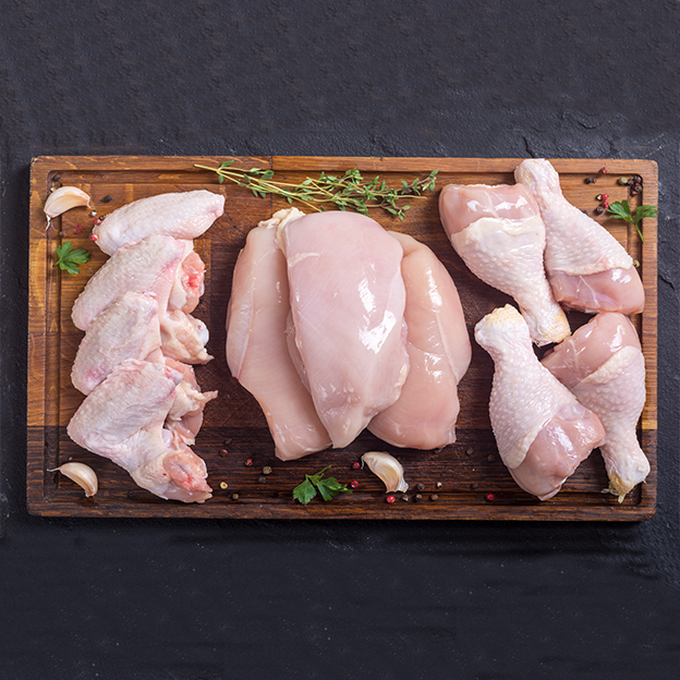 Subscription Bundle - Miller Organic Chicken - Mixed Cut